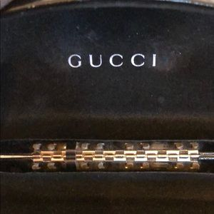 Gucci Accessories - Authentic GUCCI sunglass case ONLY.